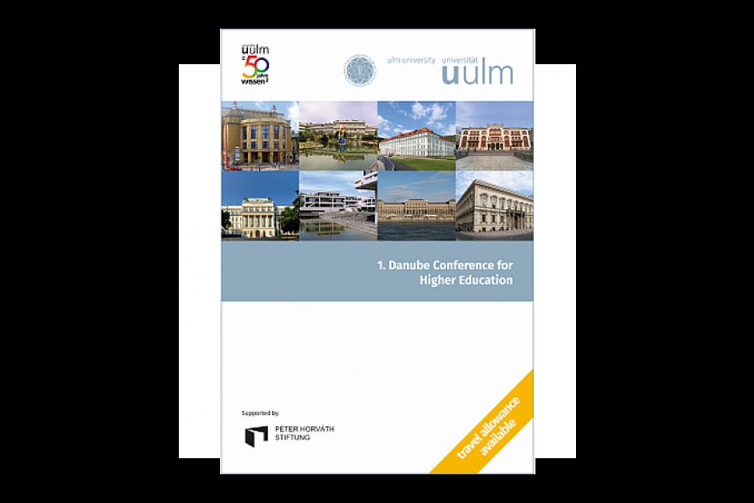 Invitation: Danube Conference for Higher Education in Ulm (2-3 November, 2017)