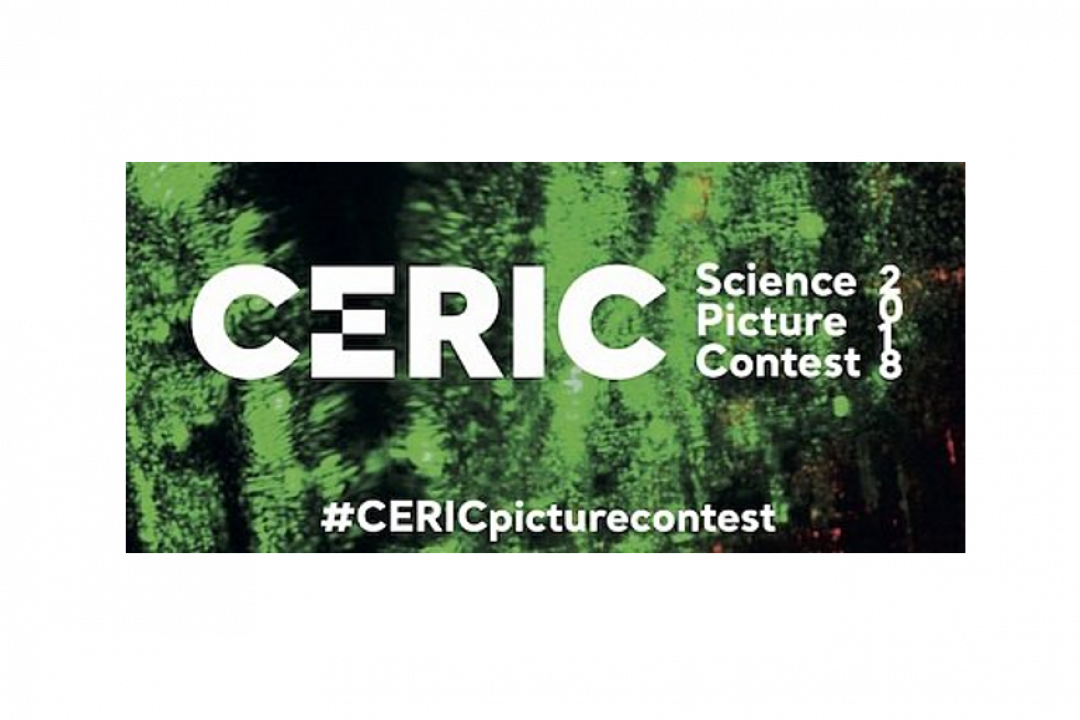 CERIC Science Picture Contest 2018: Your eyes into the science world