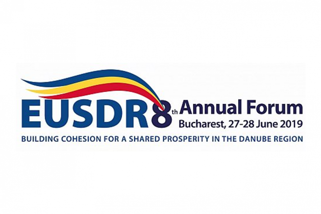 EUSDR 8th Annual Forum in Bucharest
