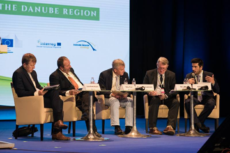 6th EUSDR ANNUAL FORUM IN BUDAPEST