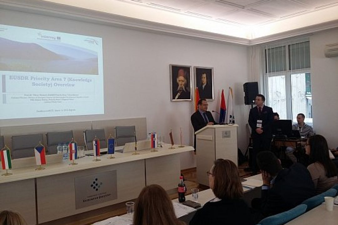 """Excellence-in-ReSTI event: """"BRIDGING THE GAPS IN RESEARCH, SOCIAL AND TECHNOLOGICAL INNOVATION PROJECT MANAGEMENT IN DANUBE REGION"""""""