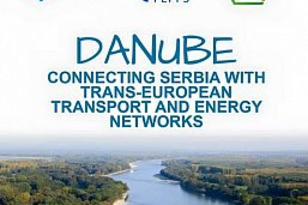 """International Conference """"Danube – Connecting Serbia with Trans-European Transport and Energy Networks"""" in Novi Sad, Serbia"""