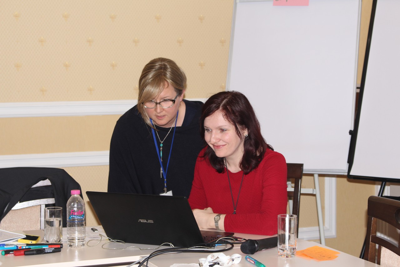 STARTING SMART SPECIALISATION: EXPERIENCES FROM THE EU FOR INNOVATION AND ECONOMIC TRANSFORMATION AND GENERAL ASSEMBLY OF DANUBE-INCO.NET PROJECT, APRIL 5-6, 2017 – CHISINAU