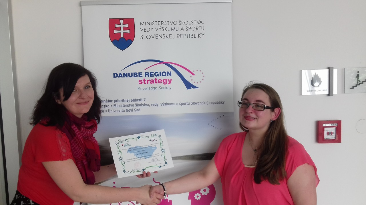 COOPERATION WITH HIGHER EDUCATION INSTITUTIONS – STUDENT SCIENTIFIC COMPETITION AT THE UNIVERSITY OF ECONOMICS IN BRATISLAVA