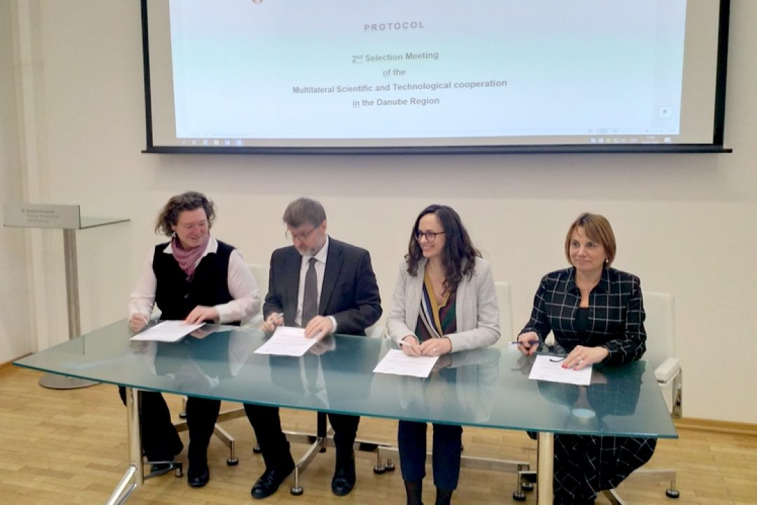 Multilateral Scientific and Technological Cooperation Projects in the Danube Region – Selection of Projects for 2020-2021
