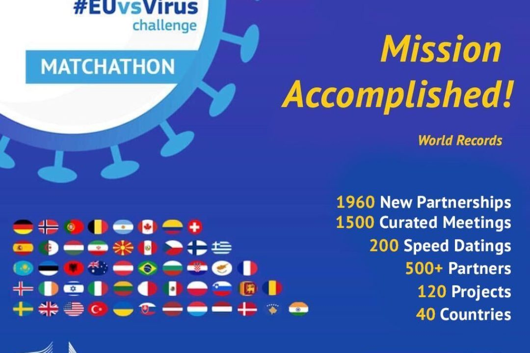 The success of the #EUvsVirus initiative