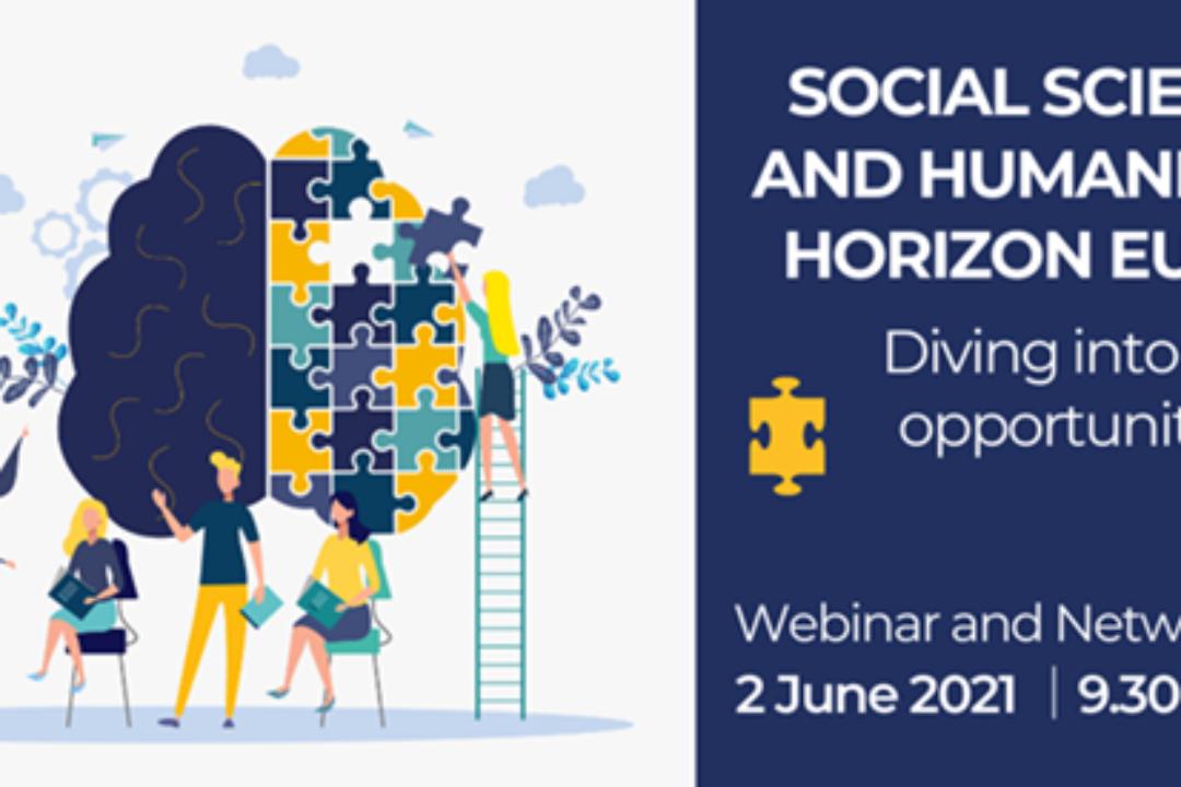 Social Sciences and Humanities (SSH) in Horizon Europe webinar